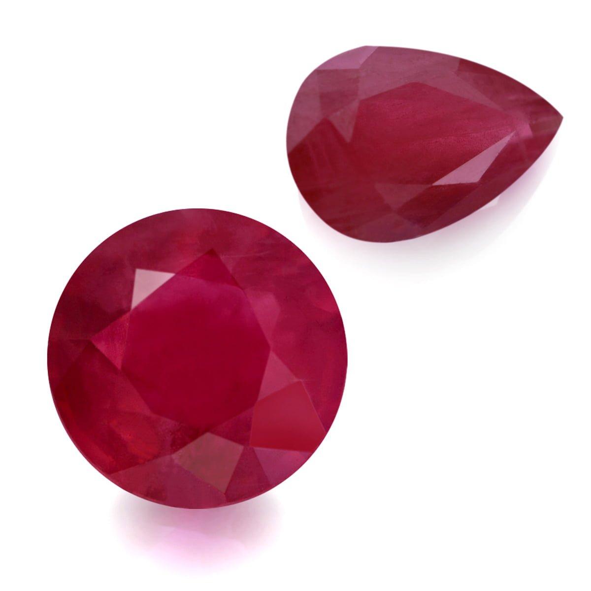 Star Ruby Gemstone Information at AJS Gems  |Ruby